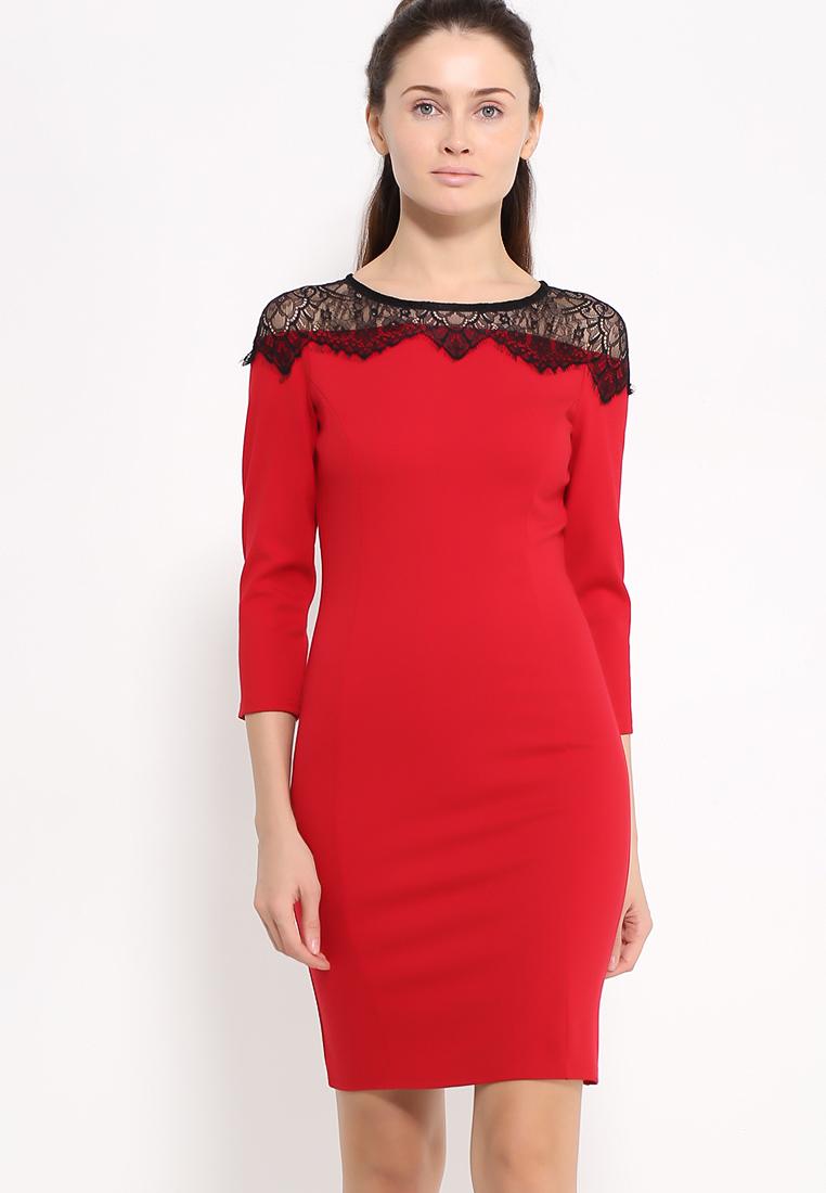 Вязаное платье Zerkala (Зеркала) K027-S