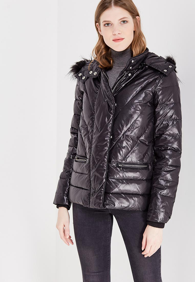 Утепленная куртка Colin's CL1022173_BLACK_XS