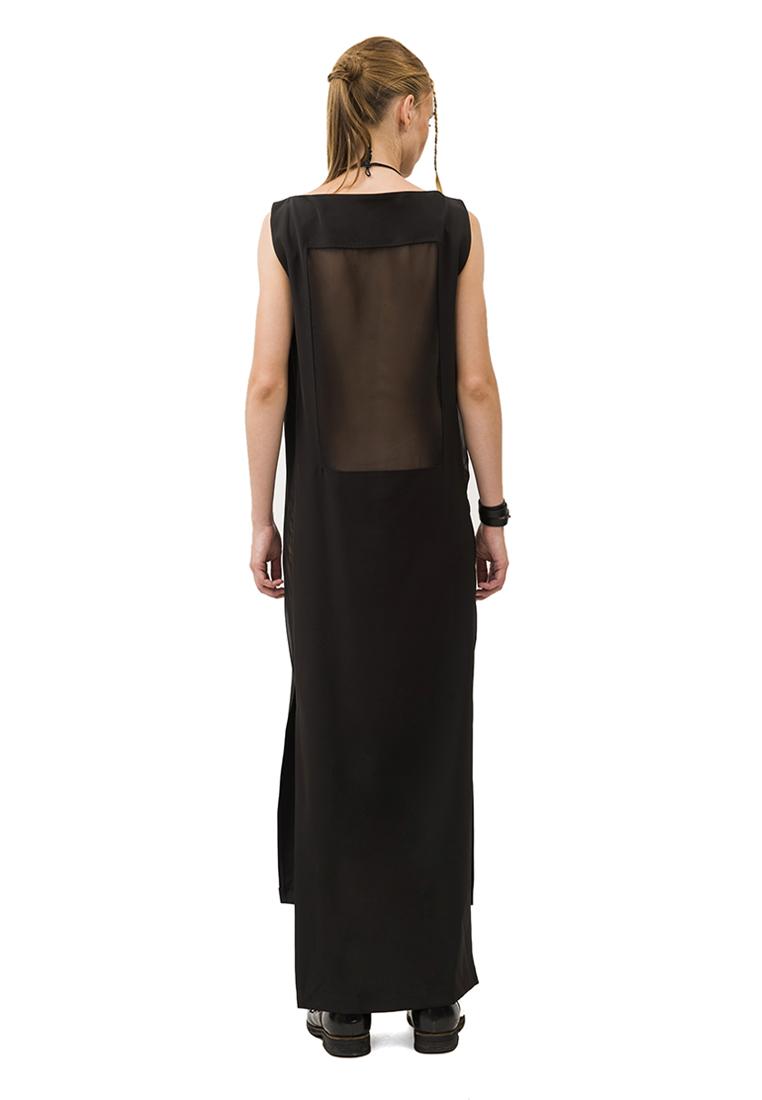 Вечернее / коктейльное платье Pavel Yerokin OZ-60-черный-40: изображение 4