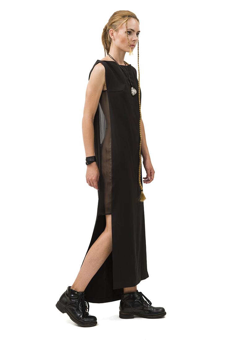 Вечернее / коктейльное платье Pavel Yerokin OZ-60-черный-40: изображение 7