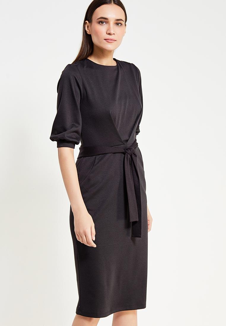 Платье-миди Alina Assi 11-502-251-Black-L
