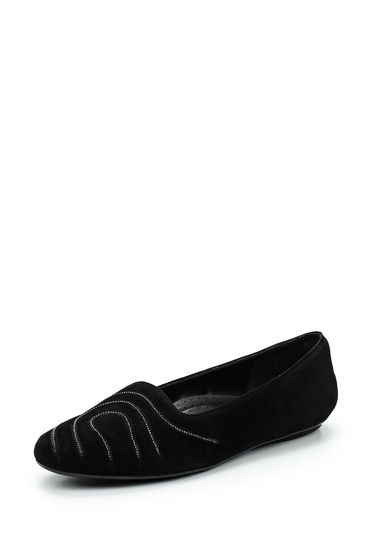 Женские балетки Vaneli Sissi-black-9