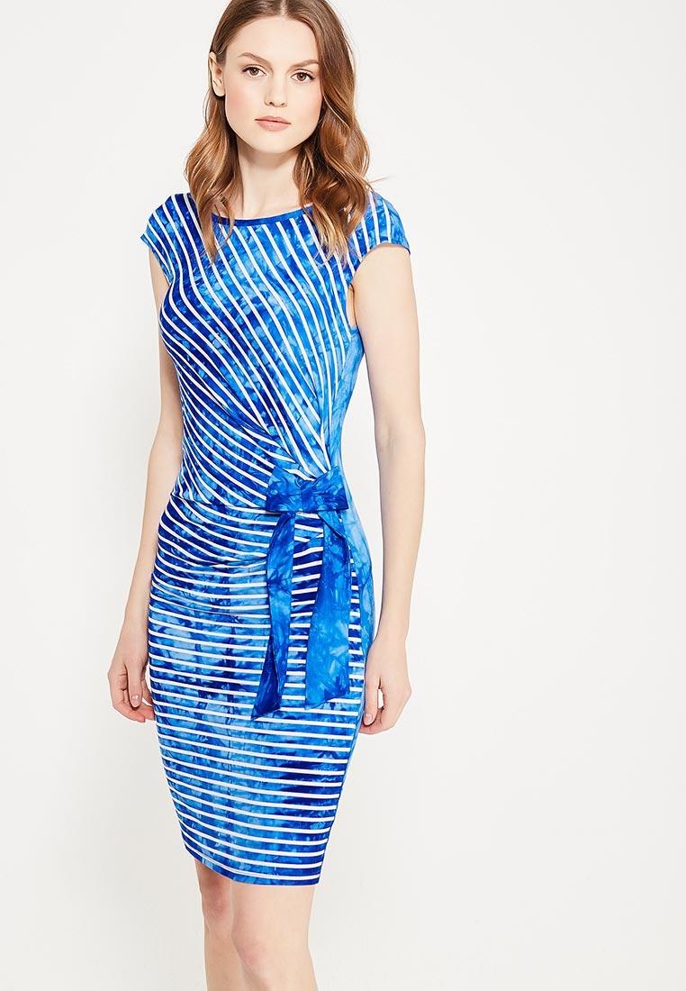 Платье Giulia Rossi 12-573/ВасильковыйБант42