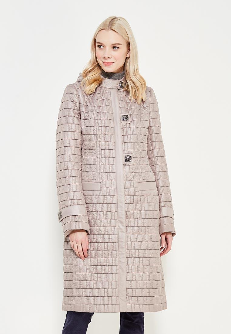 Утепленная куртка Brillare 3-631-66/91bezhevuj-44