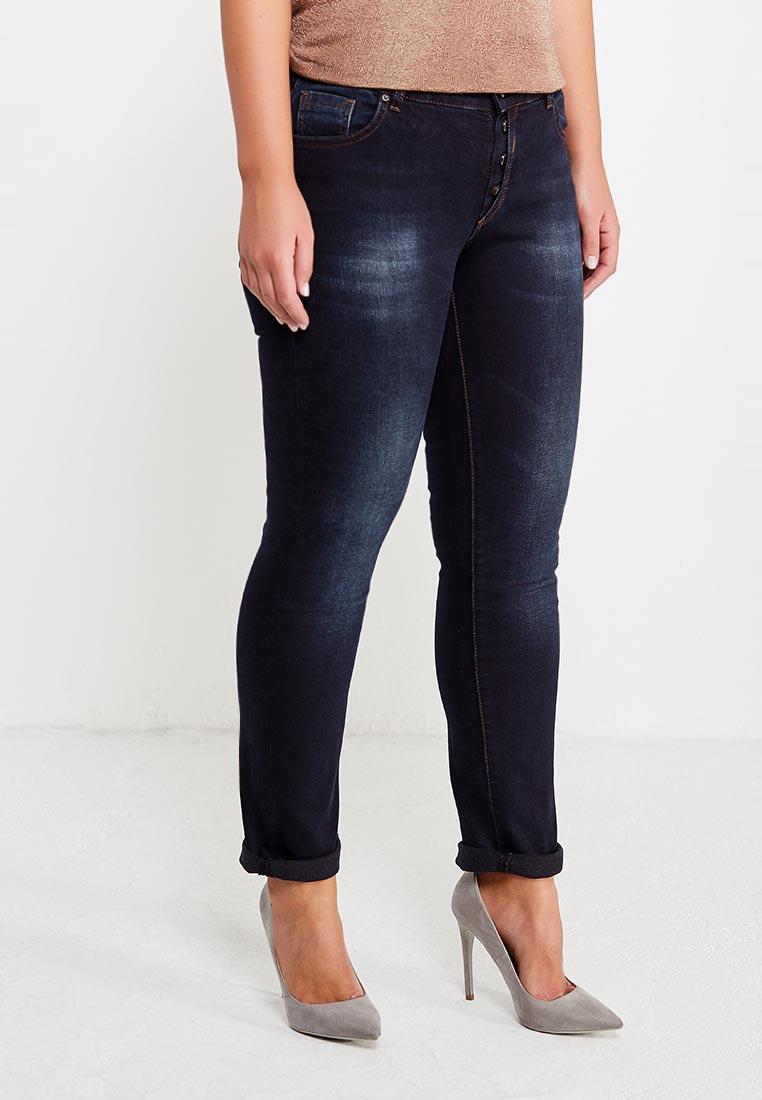 Зауженные джинсы WHITNEY W/BQ-851-10-MONTANA-blue-25/30