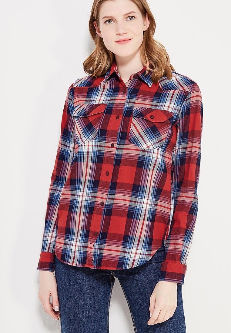 Женские рубашки с длинным рукавом WHITNEY W/B-GOMLEK-1-STOTH-1401-red-S