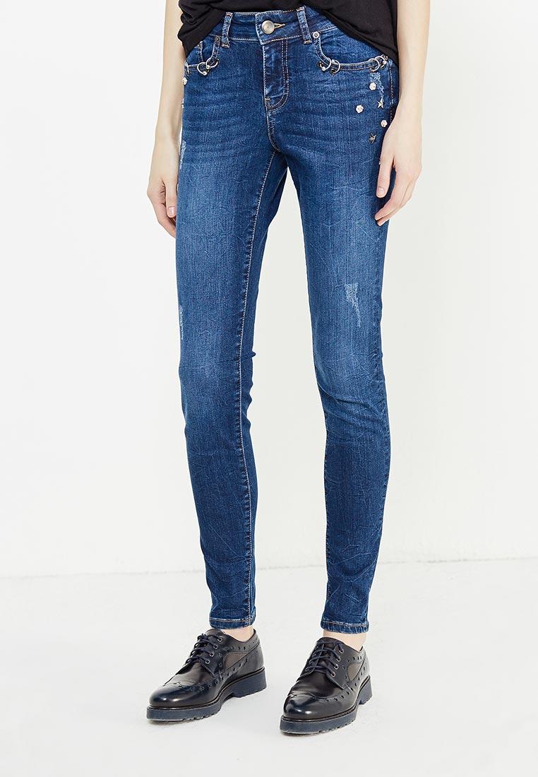 Зауженные джинсы WHITNEY W/BQ-804-11-INDIANA-blue-26/30