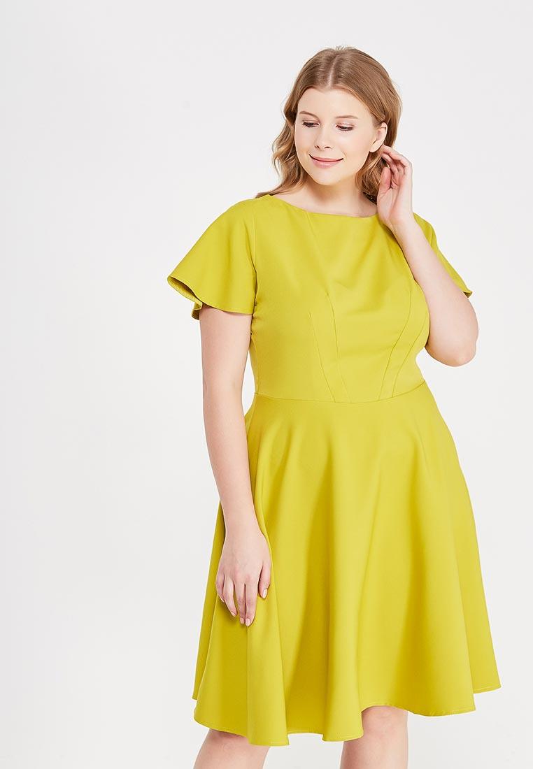 Повседневное платье Luxury Plus 510-52