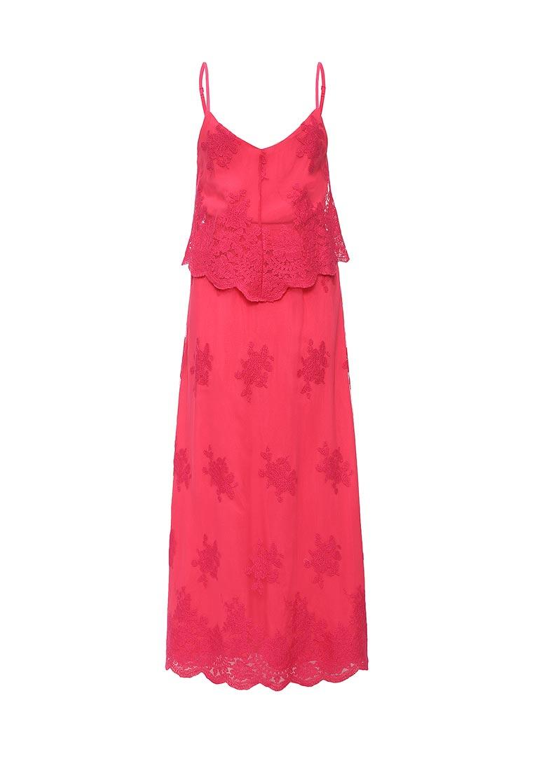 Повседневное платье Naf Naf BENR41D
