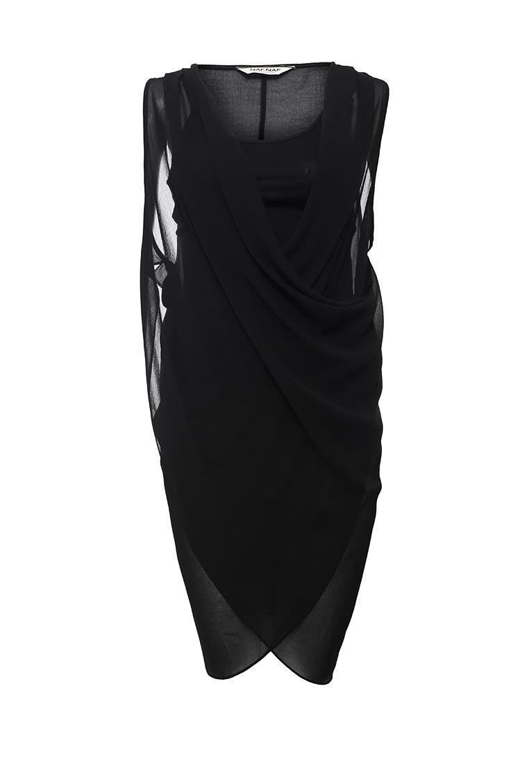 Вечернее / коктейльное платье Naf Naf DNR3D: изображение 5