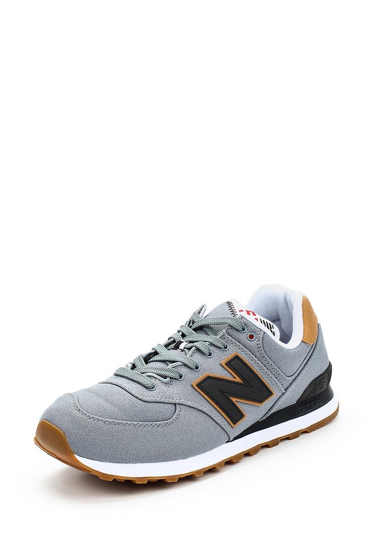 Мужские кроссовки New Balance (Нью Баланс) ML574YLD
