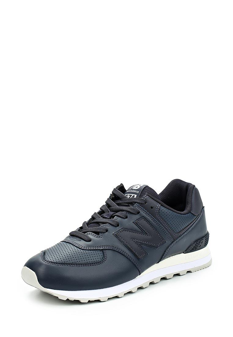 Мужские кроссовки New Balance (Нью Баланс) ML574DAN
