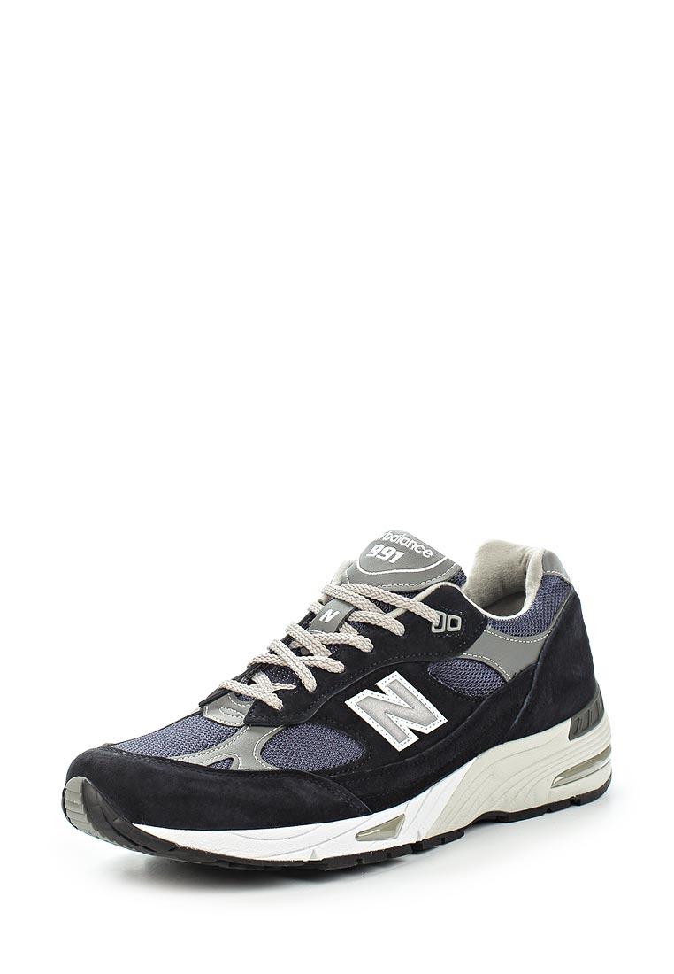 Мужские кроссовки New Balance M991NV