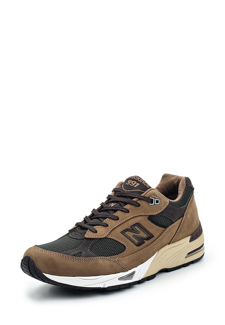 Мужские кроссовки New Balance (Нью Баланс) M991AEF