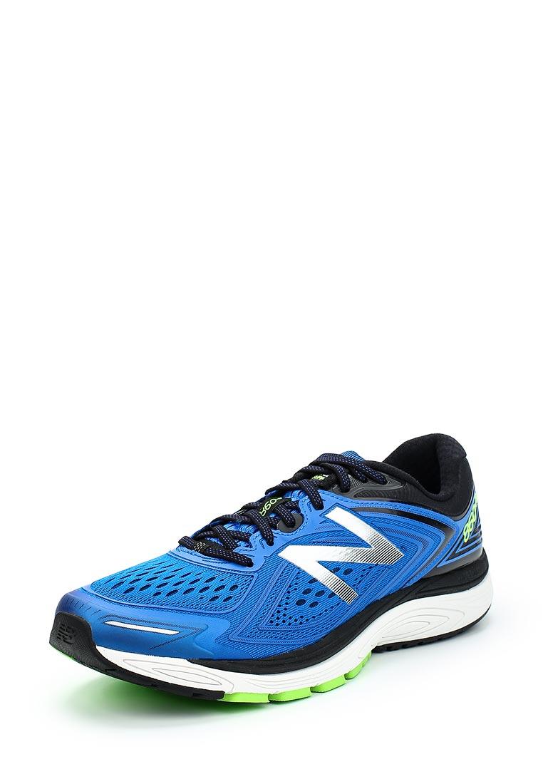 Мужские кроссовки New Balance (Нью Баланс) M860BG8