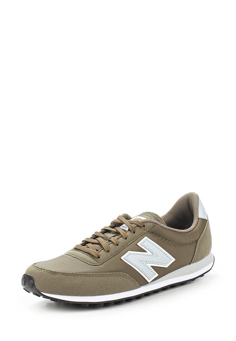 Женские кроссовки New Balance (Нью Баланс) U410OLG