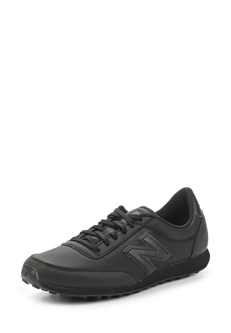 Женские кроссовки New Balance (Нью Баланс) U410BBK