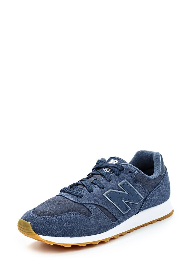 Женские кроссовки New Balance (Нью Баланс) WL373NVW