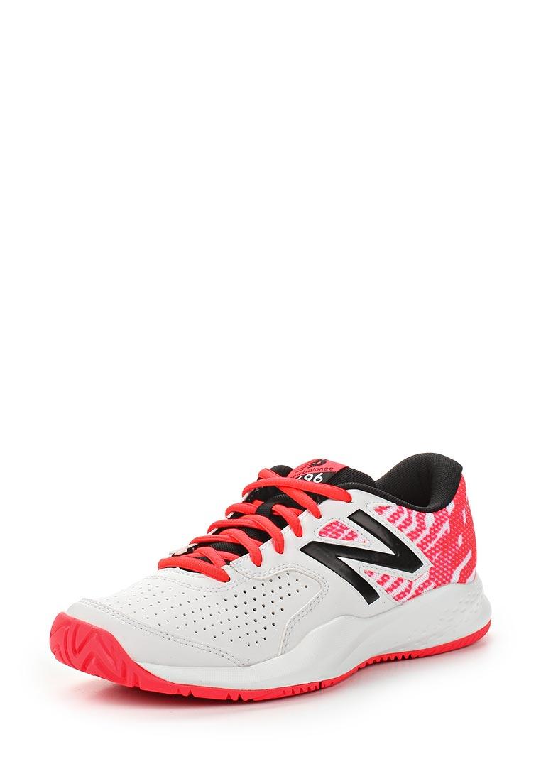Женские кроссовки New Balance (Нью Баланс) WCH696C3