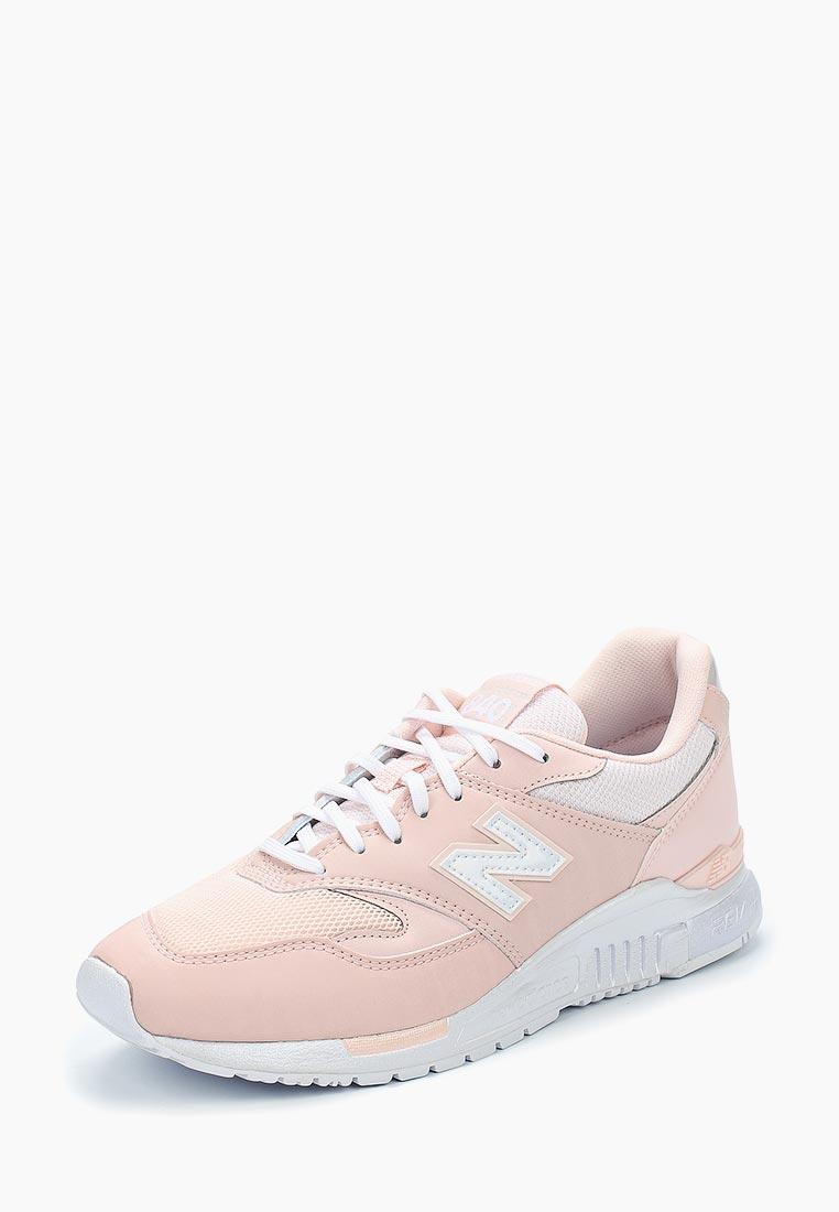 Женские кроссовки New Balance (Нью Баланс) WL840PP