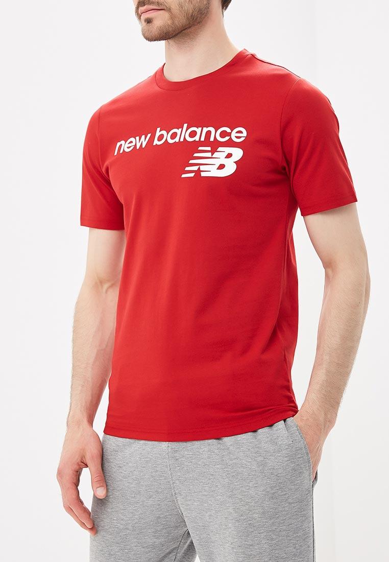Спортивная футболка New Balance (Нью Баланс) MT81589