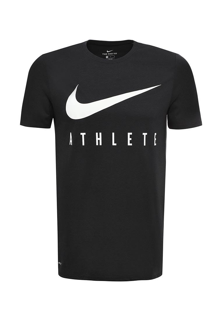 Футболка Nike (Найк) 739420-010: изображение 3