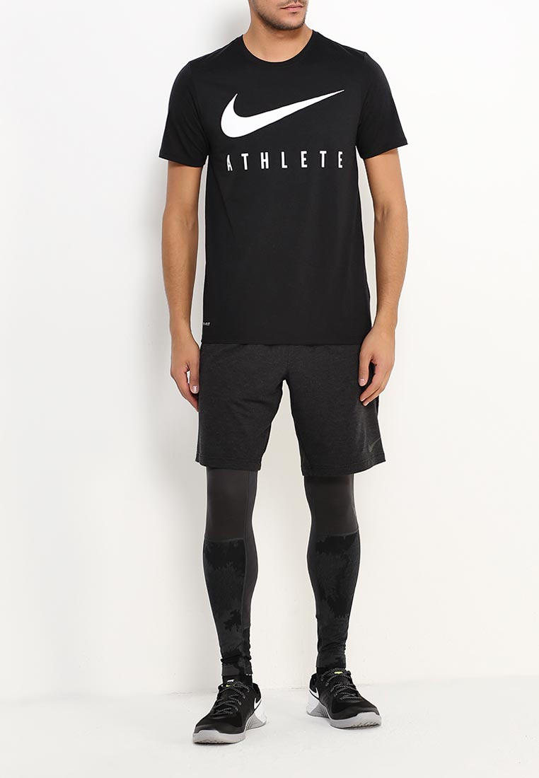 Футболка Nike (Найк) 739420-010: изображение 4