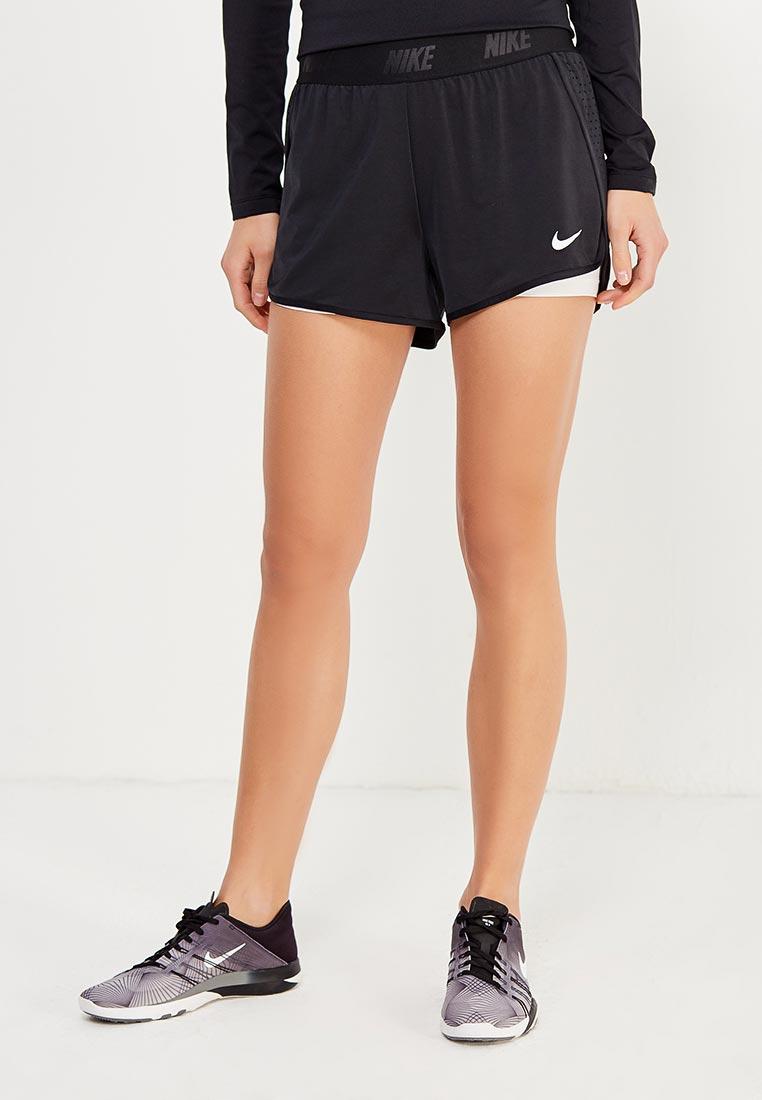 Женские спортивные шорты Nike (Найк) 831346-010