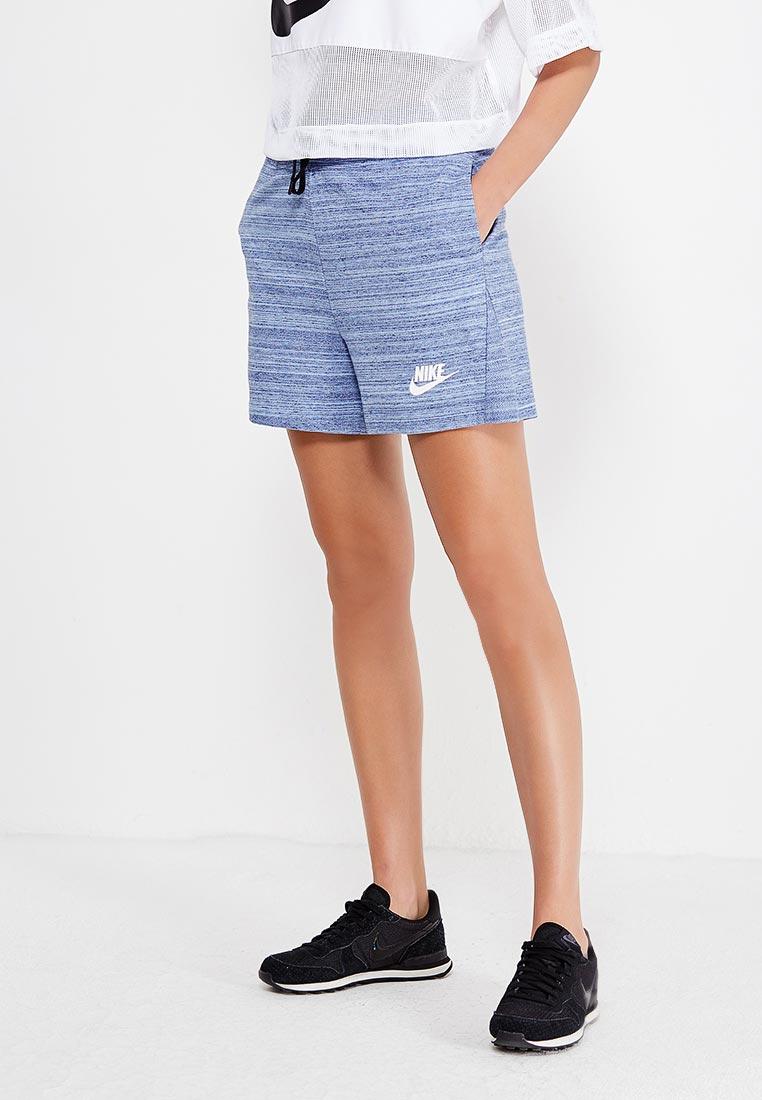 Женские спортивные шорты Nike (Найк) 837456-450