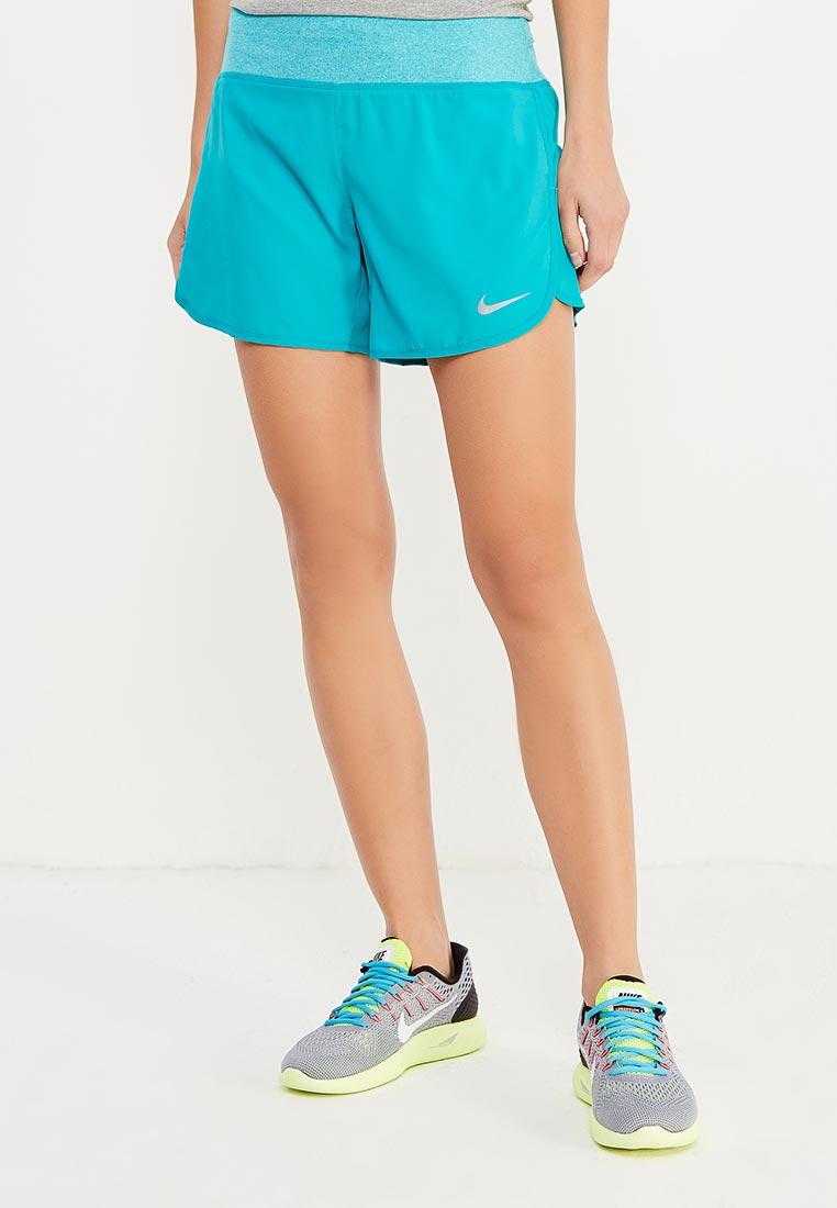 Женские спортивные шорты Nike (Найк) 874767-311: изображение 4