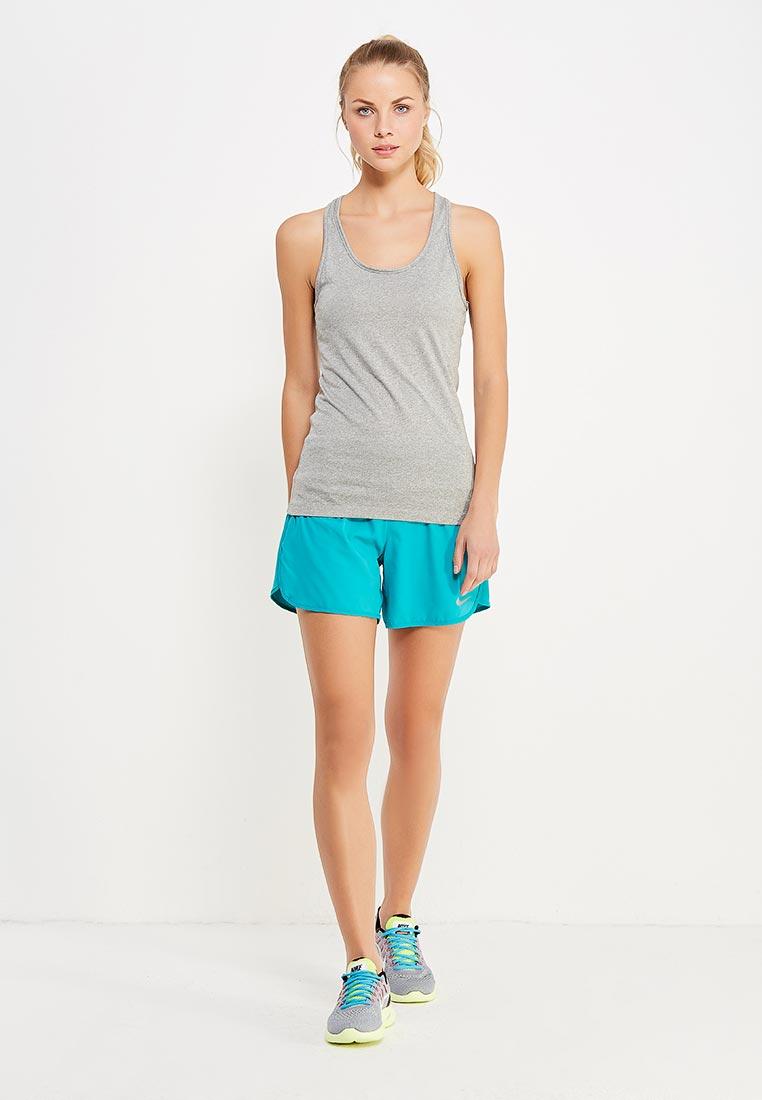 Женские спортивные шорты Nike (Найк) 874767-311: изображение 5