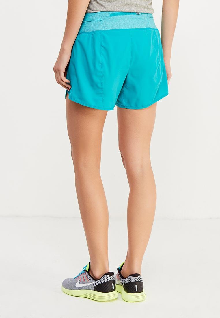 Женские спортивные шорты Nike (Найк) 874767-311: изображение 6