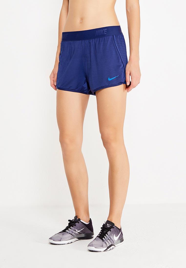 Женские спортивные шорты Nike (Найк) 831346-431