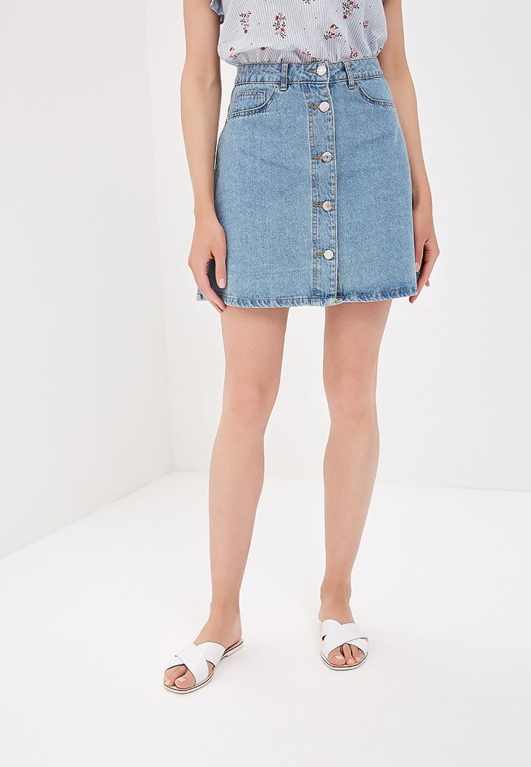 Джинсовая юбка Noisy May 27001259