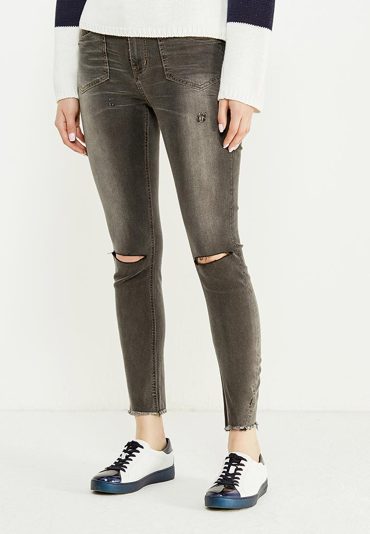 Зауженные джинсы One Teaspoon (Вантиспун) 19470B