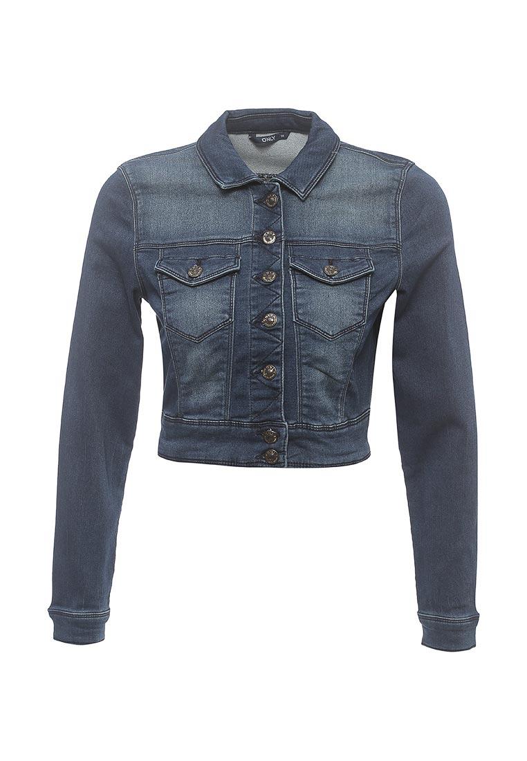 Джинсовая куртка Only (Онли) 15136765: изображение 1