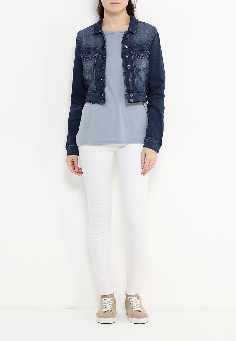Джинсовая куртка Only (Онли) 15136765: изображение 2
