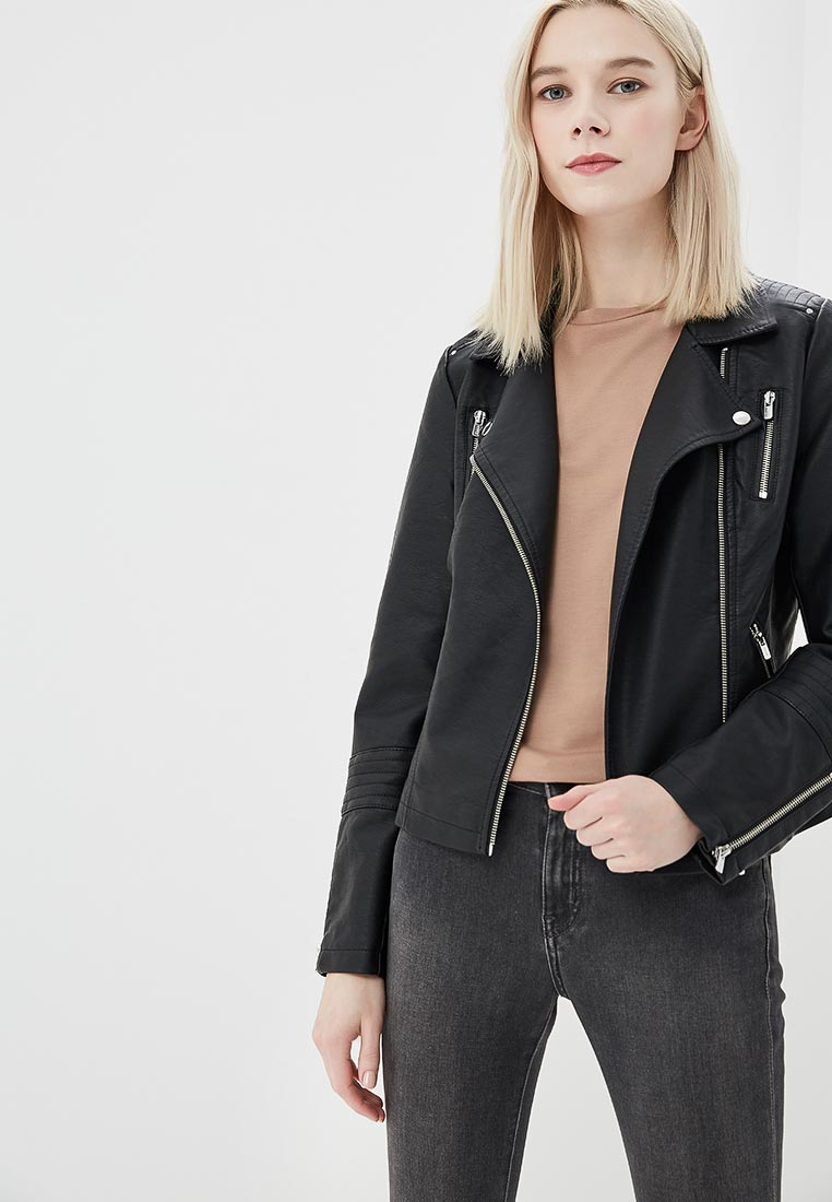 Кожаная куртка Only (Онли) 15153079