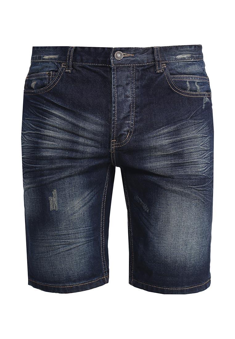 Мужские шорты oodji (Оджи) 6L220007M/34534N/7500W: изображение 2