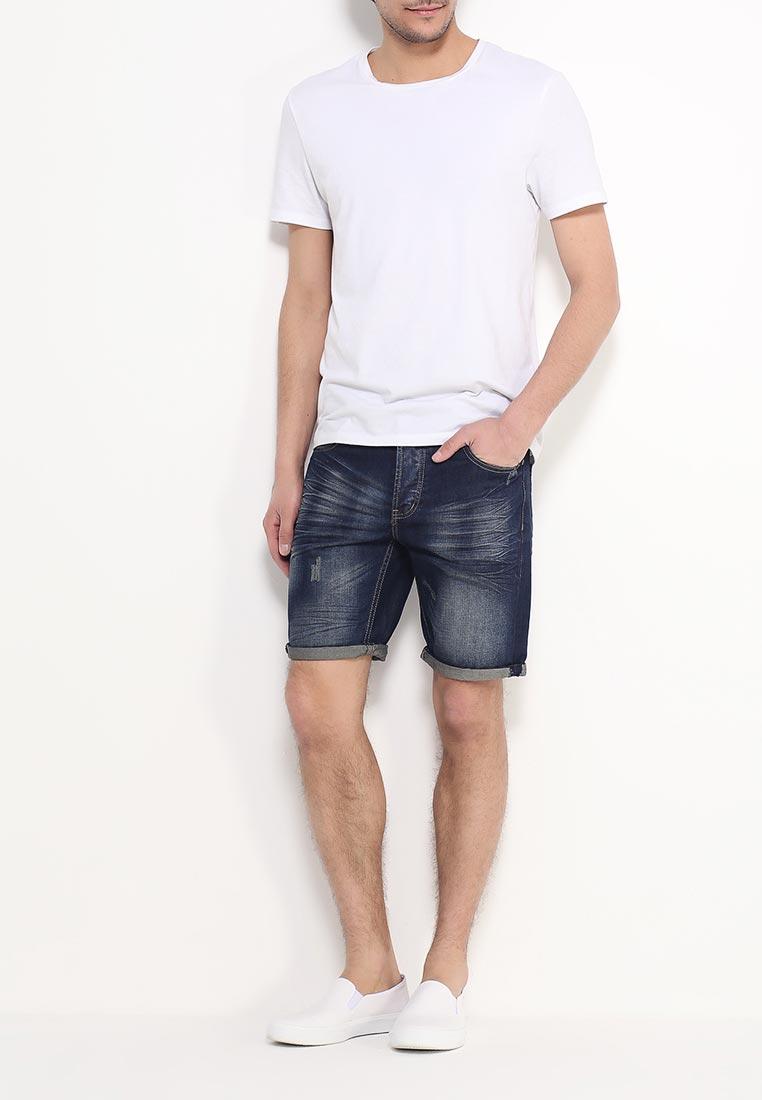 Мужские шорты oodji (Оджи) 6L220007M/34534N/7500W: изображение 3