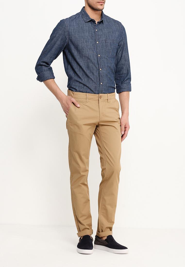 Мужские повседневные брюки oodji (Оджи) 2L150052M/39415N/3300N: изображение 6