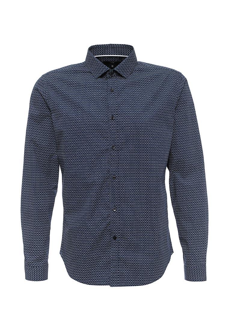 Рубашка с длинным рукавом oodji (Оджи) 3L110204M/19370N/7510G: изображение 5