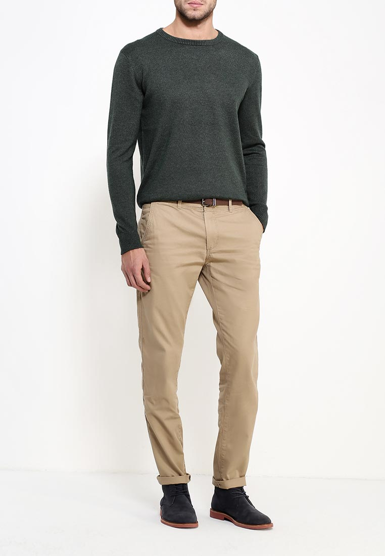 Мужские повседневные брюки oodji (Оджи) 2B150019M/25735N/3300N: изображение 6