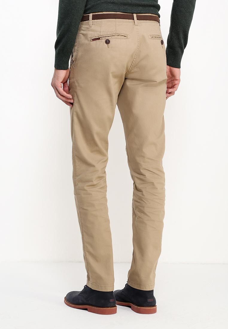 Мужские повседневные брюки oodji (Оджи) 2B150019M/25735N/3300N: изображение 8