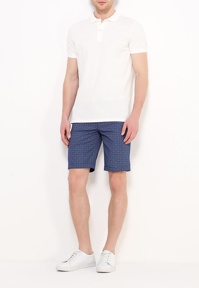 Мужские шорты oodji (Оджи) 2L600013M/39344N/7975G: изображение 3