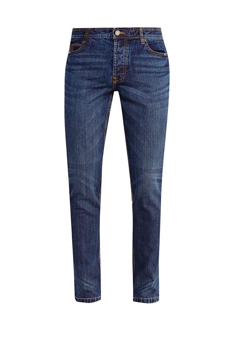 Зауженные джинсы oodji (Оджи) 6L120127M/45215/7800W