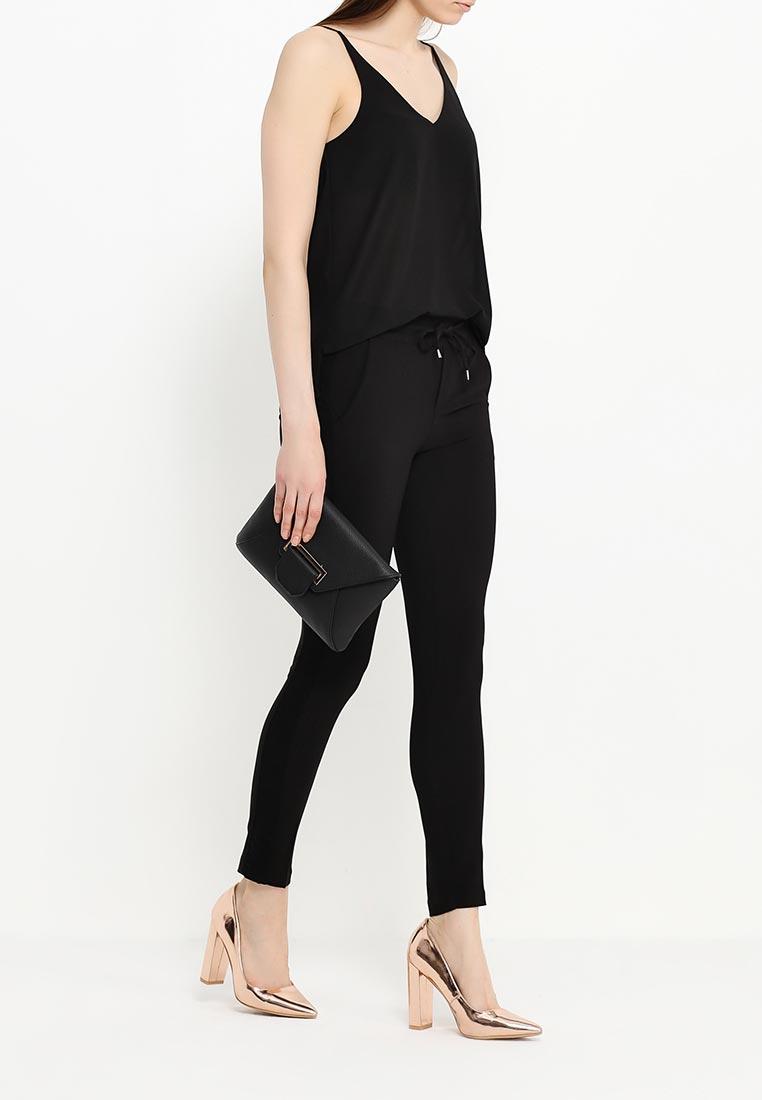 Женские зауженные брюки oodji (Оджи) 11700219/42551/2900N: изображение 6