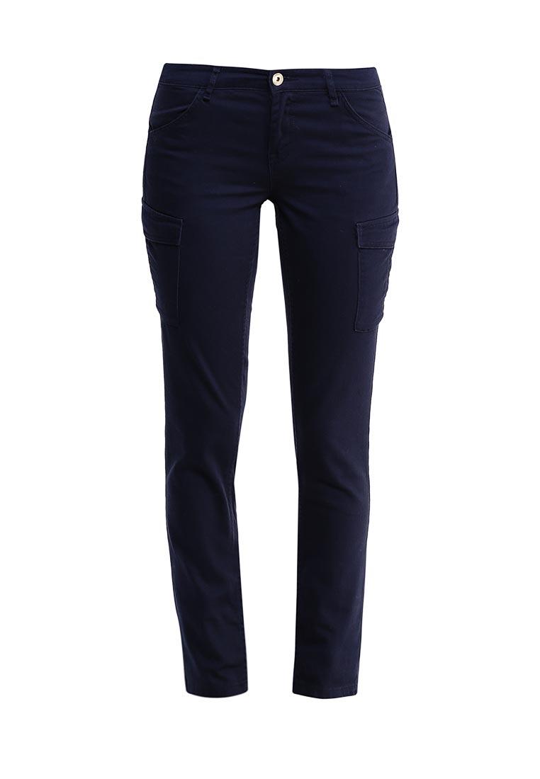 Женские зауженные брюки oodji (Оджи) 11700204/42324/7900N