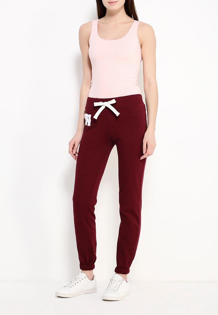 Женские зауженные брюки oodji (Оджи) 16701010-2/43547/4910P: изображение 7