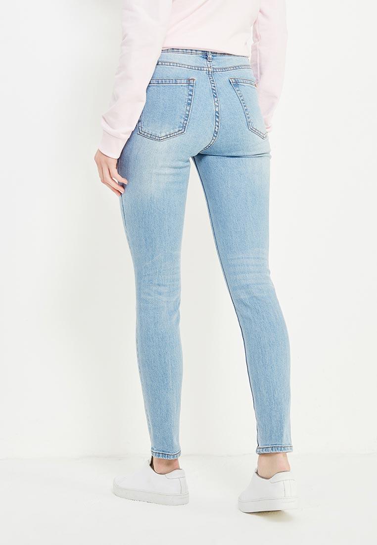 Зауженные джинсы oodji (Оджи) 12103145B/46341/7000W: изображение 4